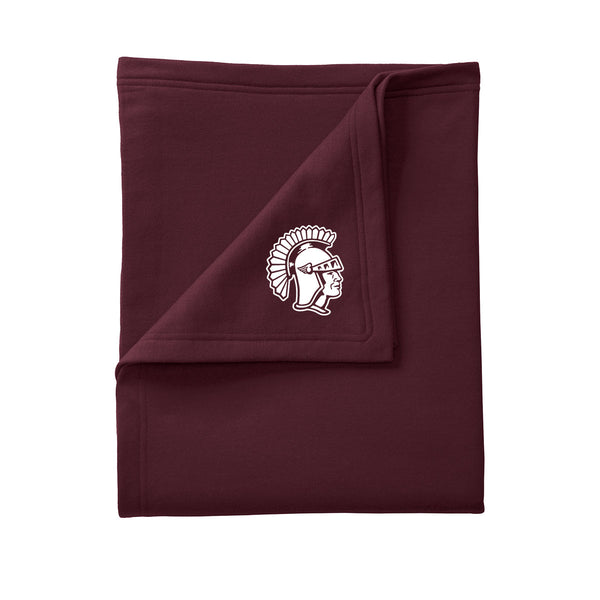 JSE - Fleece Sweatshirt Blanket