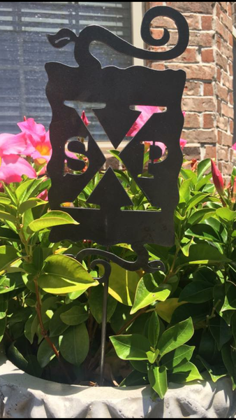"AUCTION ""SPX"" Garden Stake"