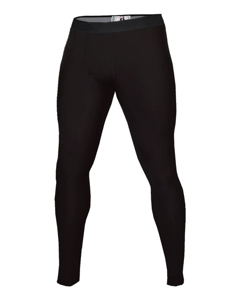 MHSTrack17 - Badger Sport Full Length Compression Tight