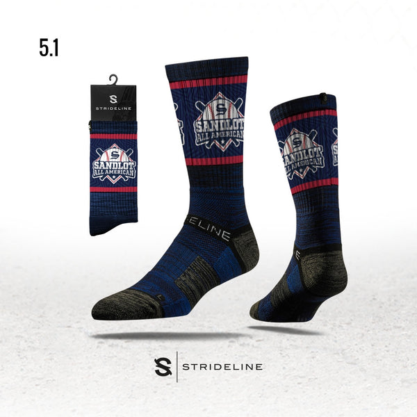 Sandlot - Strideline Full Custom Socks