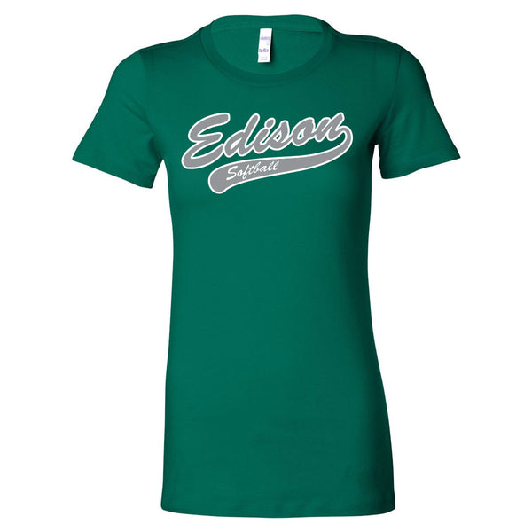 ES17 - Edison Softball Women's SS Tee