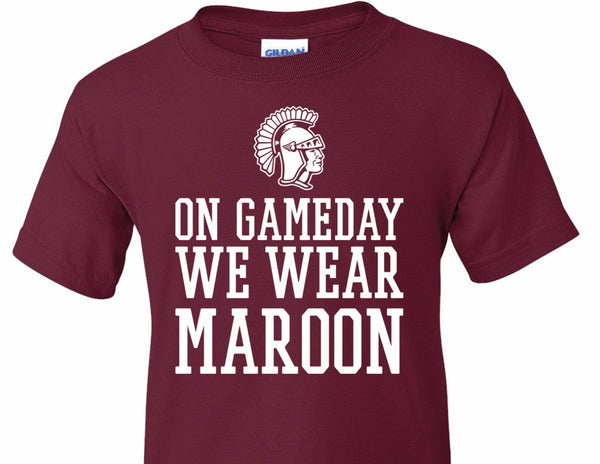 JEI - Trojan SS Youth Gameday T-Shirt