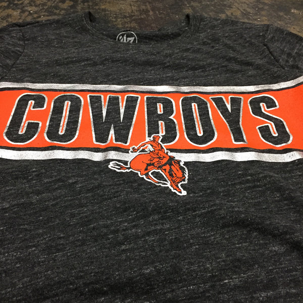 Cowboys Bronco Rider Women's SS T