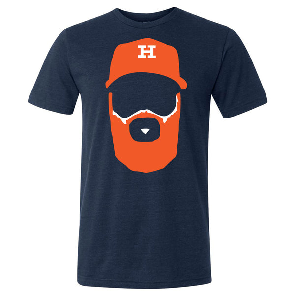 Keuchel Beard Short Sleeve