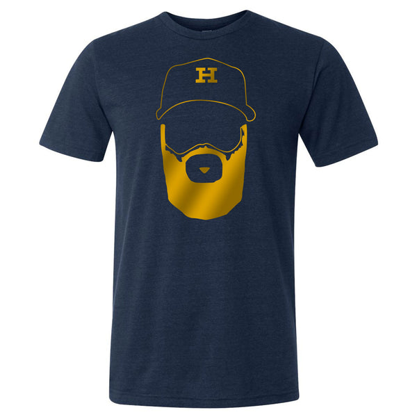 """Golden Boy"" Keuchel Beard - Unisex"