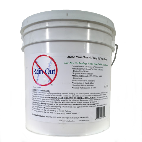 Rain Out - Field Drying Agent