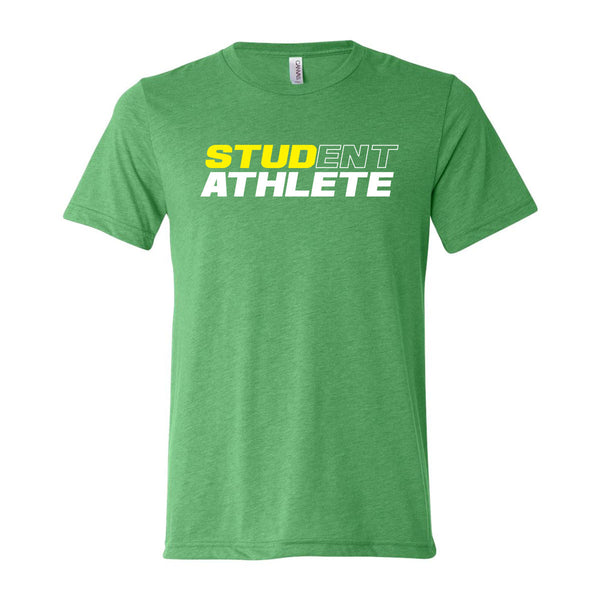 STUDent Athlete Short Sleeve T