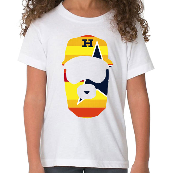 """Star Child"" Keuchel Beard Toddler/Youth T"