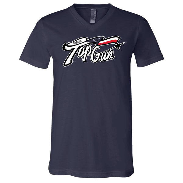 TopGun - Team V-Neck Tee