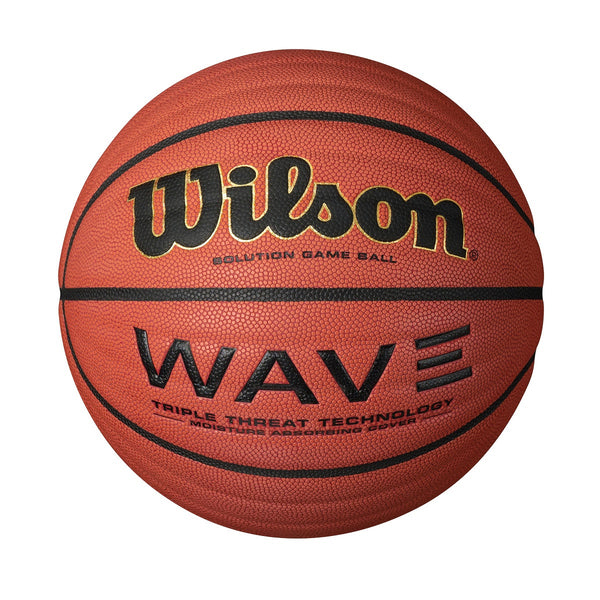 "Wilson Wave Solution Intermediate/Women's (28.5"") Basketball"