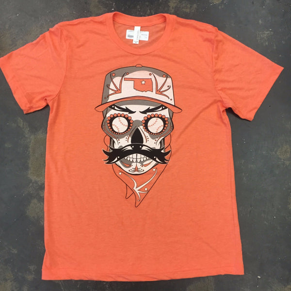 Sugar Skull Baseball Pete T