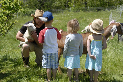 FARM CAMP July 8-July 12