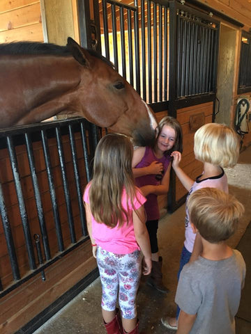 HORSE / CIRCUS CAMP July 22-July 26