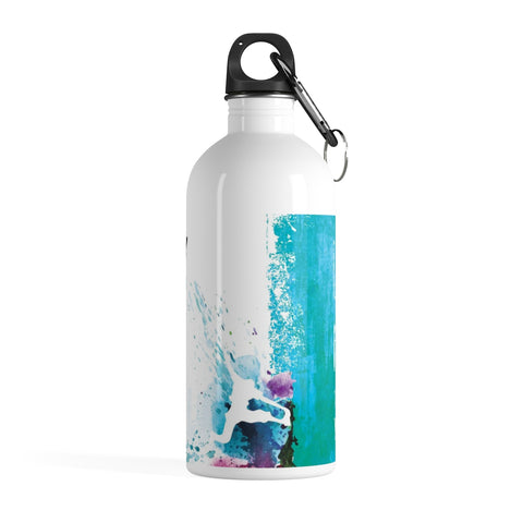 Kids Unplugged PARKOUR Stainless Steel Water Bottle