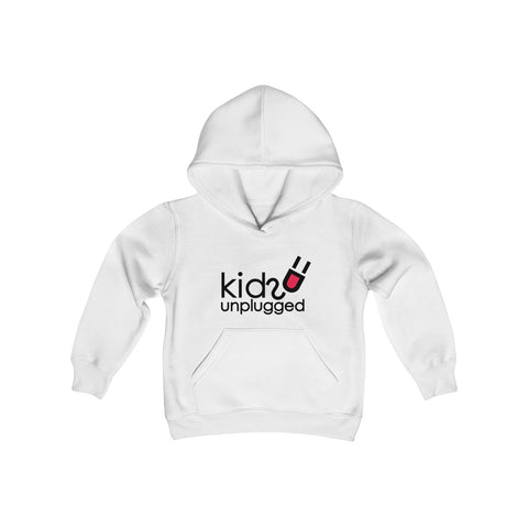 Kids Unplugged Youth Heavy Blend Hooded Sweatshirt