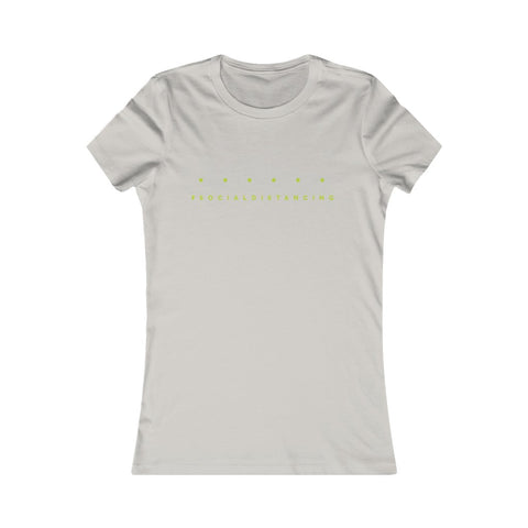 Social Distancing Women's Tee shirt
