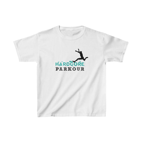 Hardcore Parkour Kid's Teeshirt