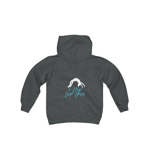 "Kids Unplugged ""I Flip for Free"" Sweatshirt"