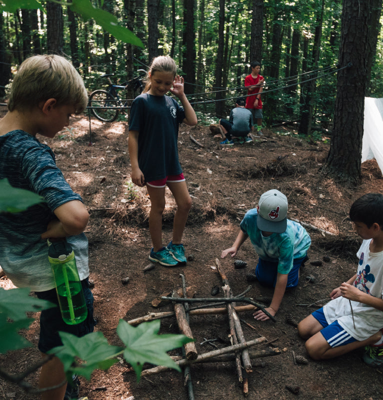 Wilderness & Survival Camp!  Aug 12-Aug 16
