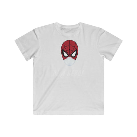 Be a Hero, Spiderman- Kids Tee