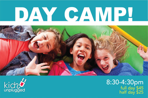 Thursday Day Camp