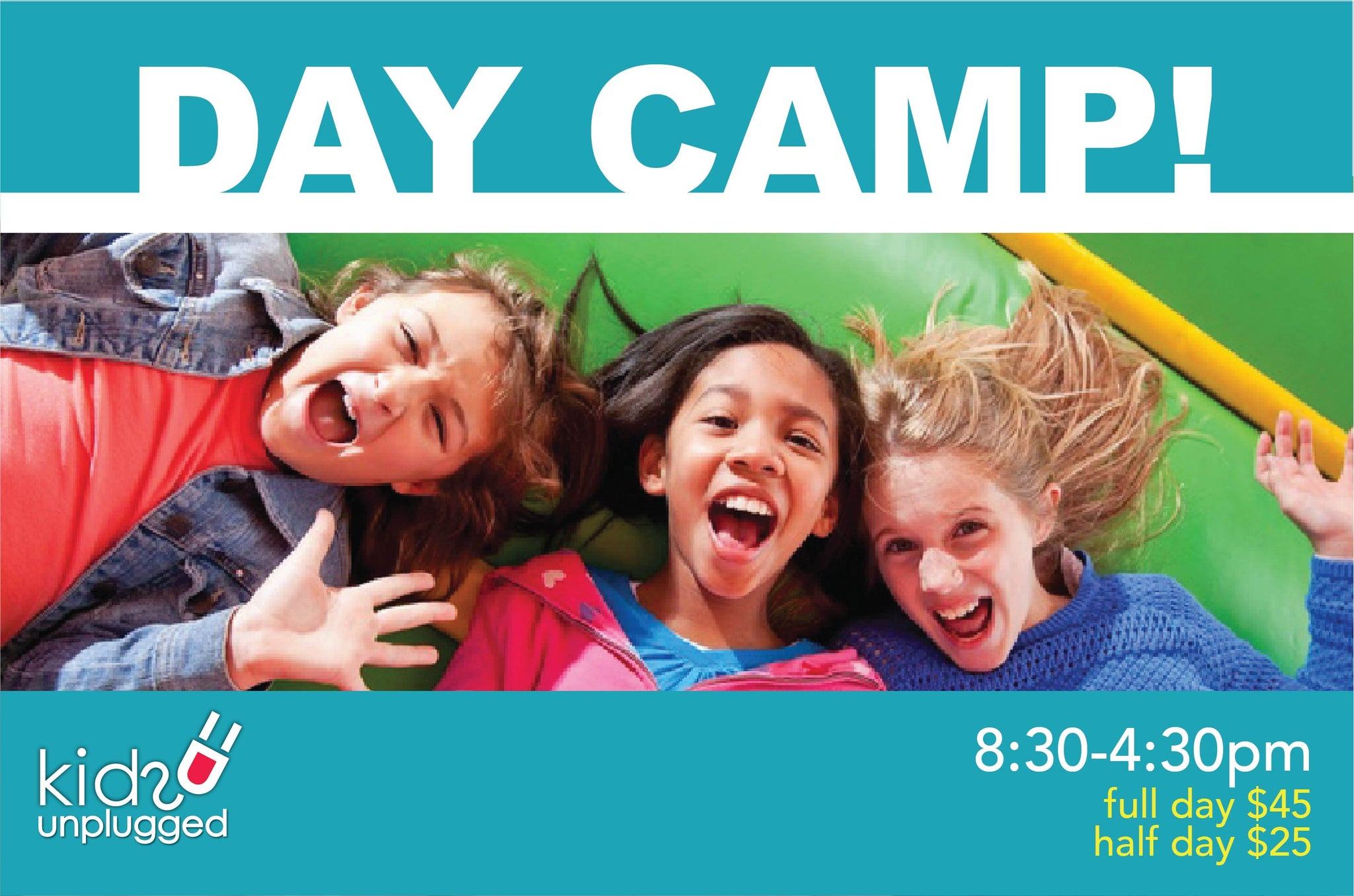 Wednesday Day Camp