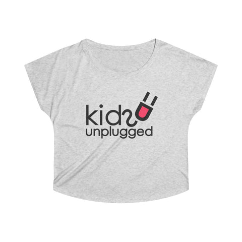 Kids Unplugged- Women's Loose Fit Tee