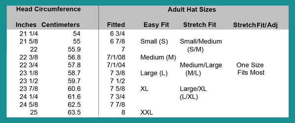 How to find your hat size