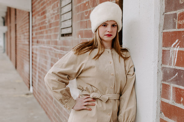 Vintage winter clothing, Hats & accessories