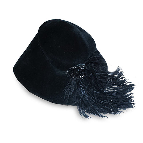 1940s Cocktail Hat 2
