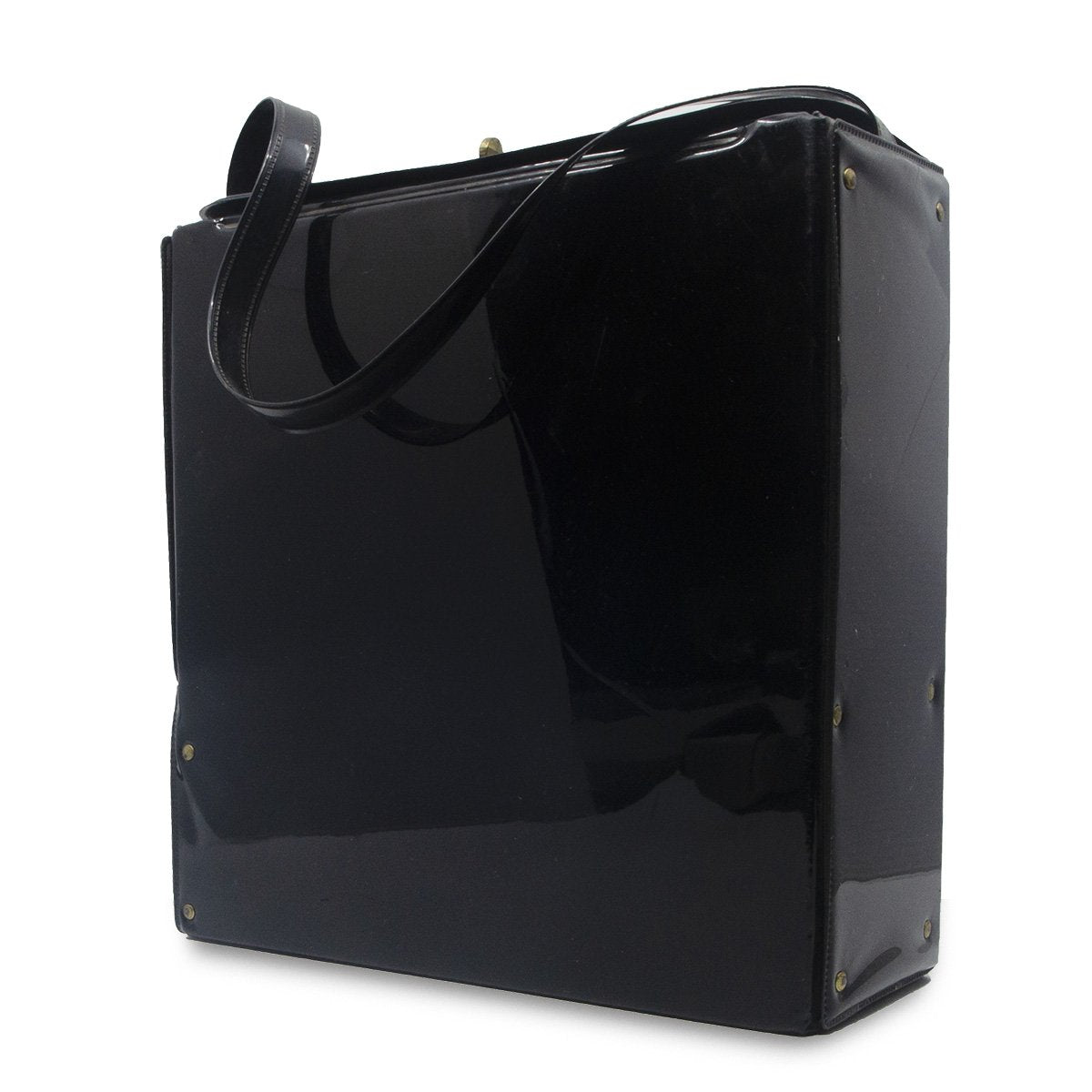 Black tote, shoe carrier, shoe case