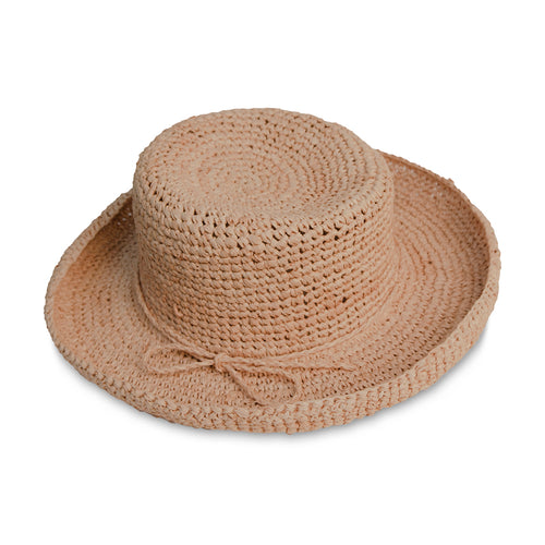 Betmar Natural Straw Hat