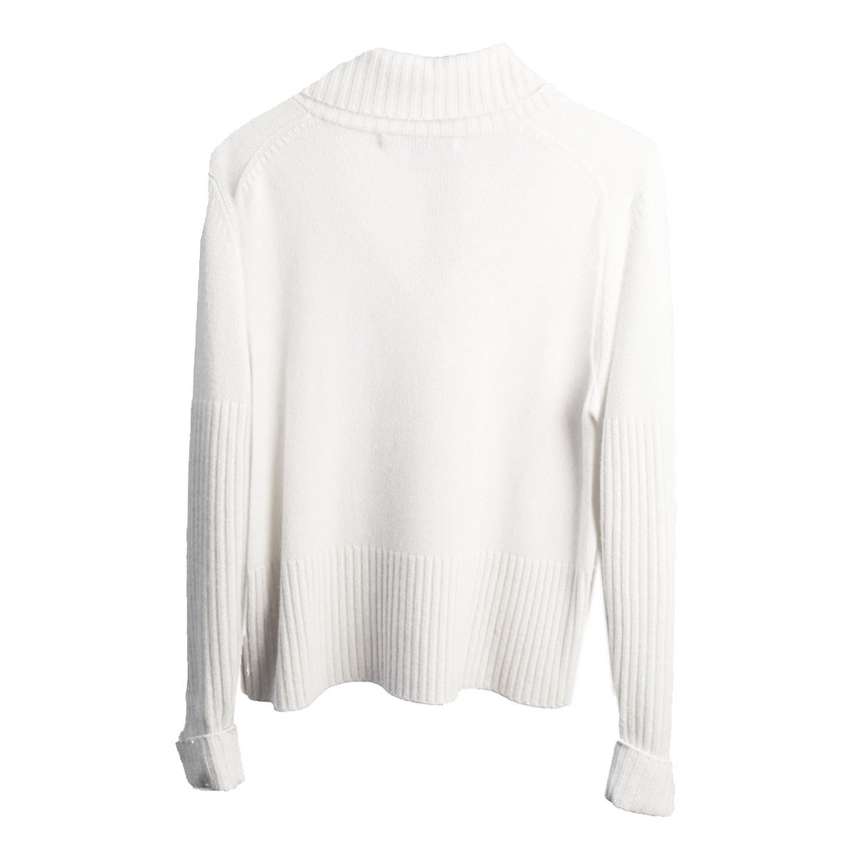 Vintage White Cashmere Sweater 2 by Ellen Tracy Company