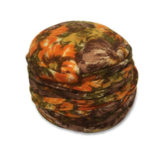 Jennifer Originals Floral Turban, Vintage 1960s