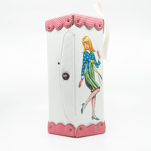 ON HOLD 1960s Francie Barbie Doll Case