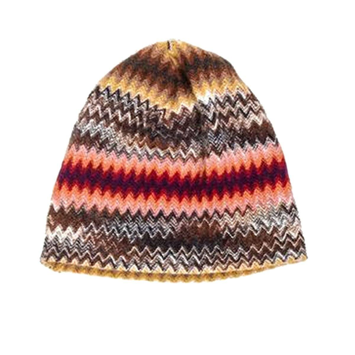 Vintage Missoni Knit Skull Cap from Ebony Fashion Fair
