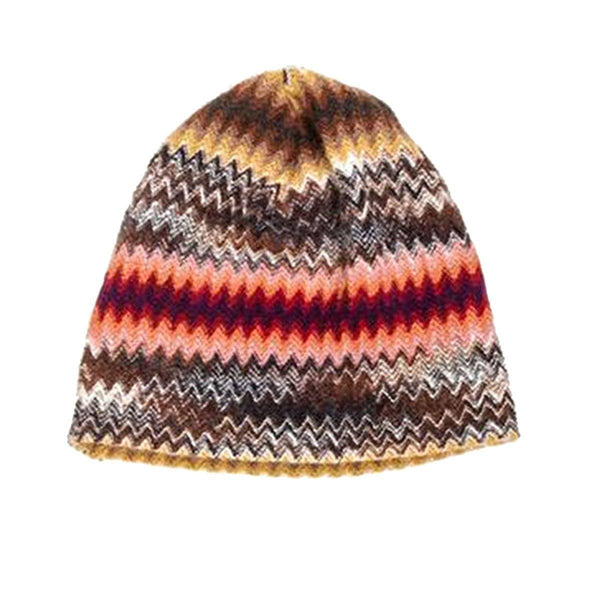 Missoni Knit Skull Cap from Ebony Fashion Fair