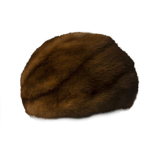 Mr. John Brown Mink Turban Hat
