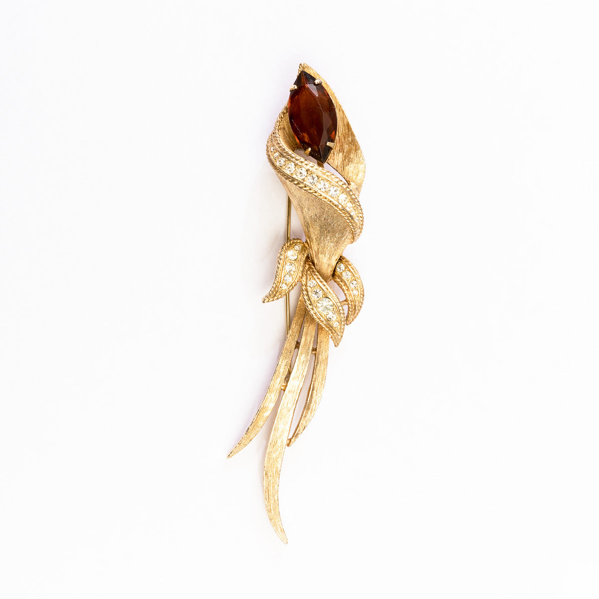 Sarah Coventry Calla Lily Brooch