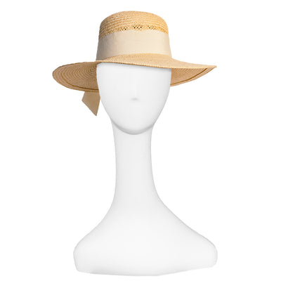 wide brim sun hat