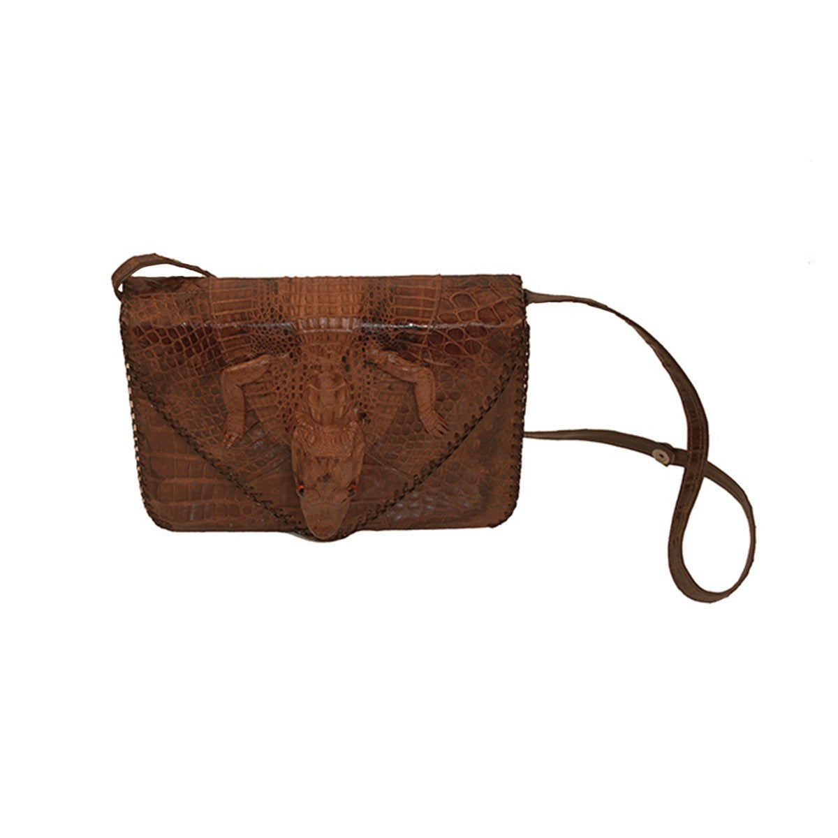 Alligante Alligator Shoulder Bag 2