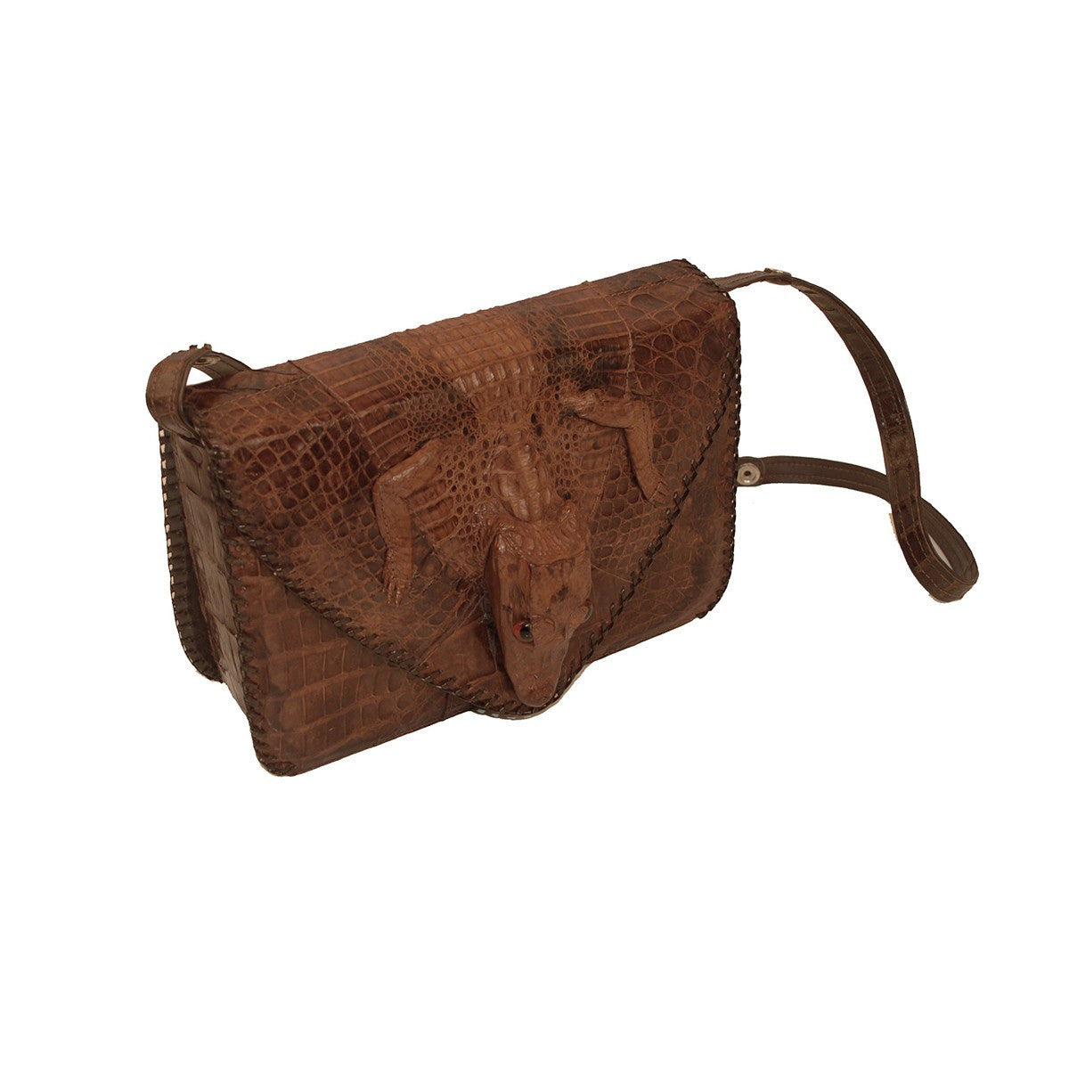 Alligante Alligator Shoulder Bag 3
