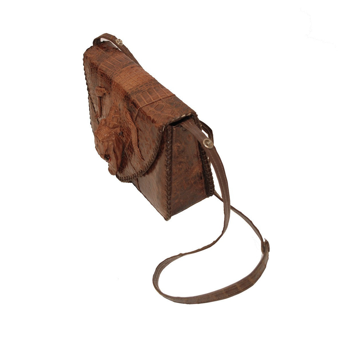 Alligante Alligator Shoulder Bag 6