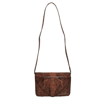 Alligante Alligator Shoulder Bag 7