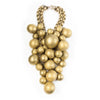 Very Rare Gold Cluster BIb Necklace
