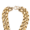 Very Rare Gold Cluster Vintage BIb Necklace