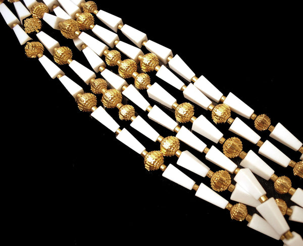 1960s Multi-strand Necklace, 19