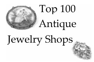 Top 100 Antique Jewelry Shops