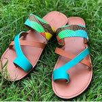 aqua toe cross strap