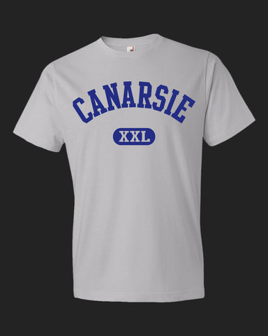 Canarsie XXL - Royal Blue Print